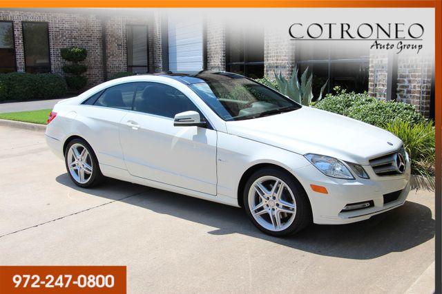 2012 Mercedes-Benz E 350 Coupe in Addison TX, 75001