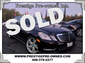 2012 Mercedes-Benz E 350 LUXURY  in Campbell CA