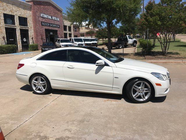 2012 Mercedes-Benz E 350 Coupe in Carrollton, TX 75006