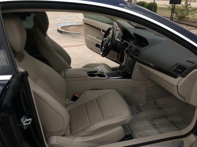 2012 Mercedes-Benz E 350 Pano Roof - Nav - AMG Wheels in Carrollton, TX 75006