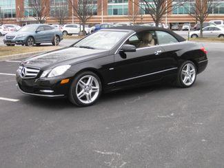 2012 Sold Mercedes-Benz E 350 Convertible Conshohocken, Pennsylvania 1