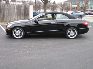 2012 Sold Mercedes-Benz E 350 Convertible Conshohocken, Pennsylvania 2