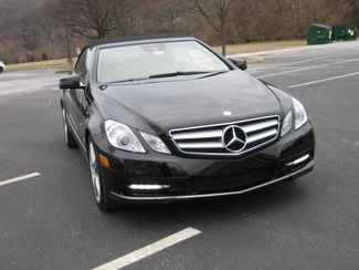 2012 Sold Mercedes-Benz E 350 Convertible Conshohocken, Pennsylvania 7
