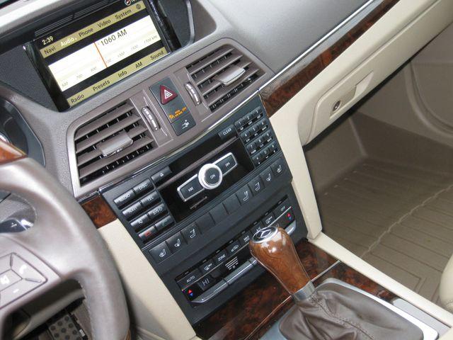 2012 Mercedes-Benz E 350 Convertible Conshohocken, Pennsylvania 17
