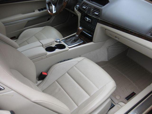 2012 Mercedes-Benz E 350 Convertible Conshohocken, Pennsylvania 18
