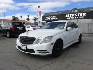 2012 Mercedes-Benz E 350 Sport in Costa Mesa, California 92627