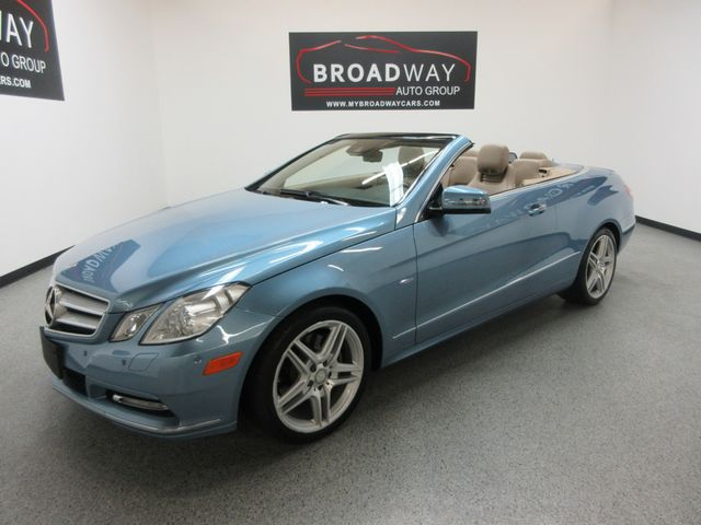 2012 Mercedes-Benz E 350 CABRIOLET/LOADED!! Farmers Branch, TX
