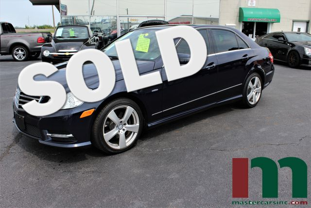2012 Mercedes-Benz E 350 Luxury | Granite City, Illinois | MasterCars Company Inc. in Granite City Illinois