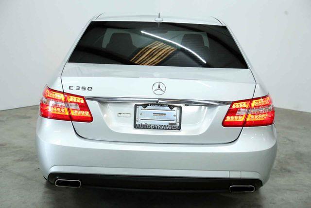 2012 Mercedes-Benz E 350 Sport Houston, Texas 24