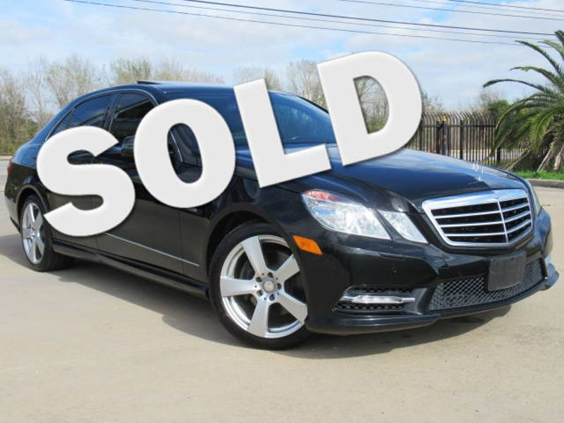 2012 Mercedes-Benz E 350 Luxury | Houston, TX | American Auto Centers in Houston TX