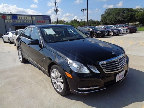 2012 Mercedes-Benz E 350 Luxury in Houston