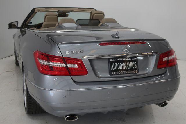 2012 Mercedes-Benz E 350 CONVERTIBLE Houston, Texas 10
