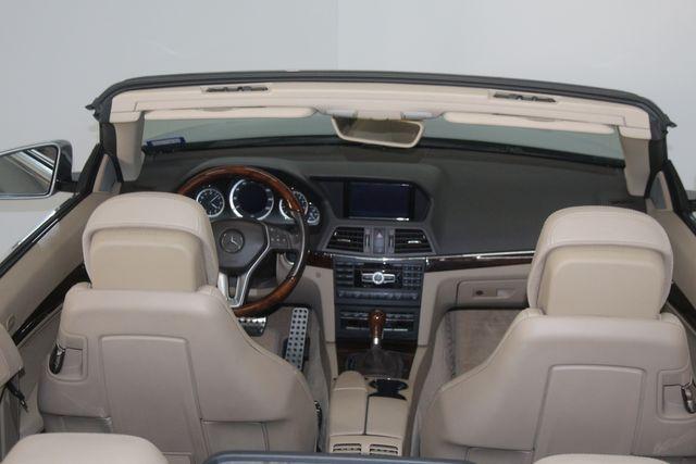 2012 Mercedes-Benz E 350 CONVERTIBLE Houston, Texas 16