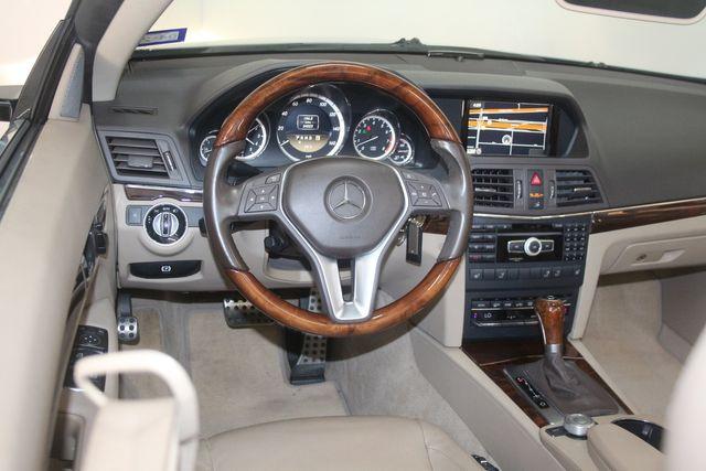 2012 Mercedes-Benz E 350 CONVERTIBLE Houston, Texas 17