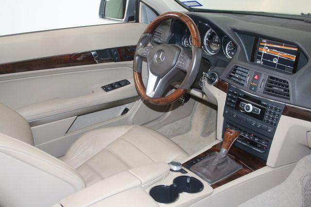 2012 Mercedes-Benz E 350 CONVERTIBLE Houston, Texas 18