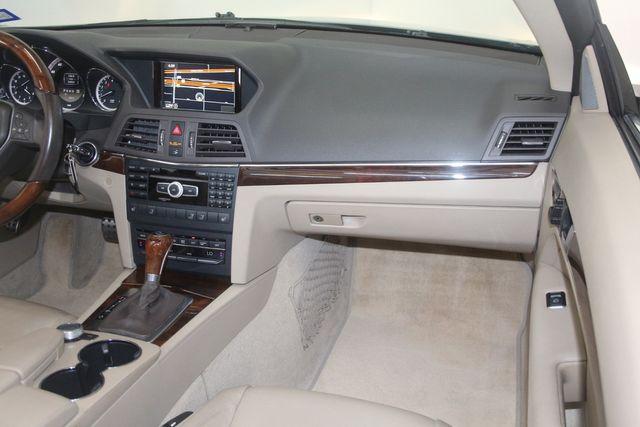 2012 Mercedes-Benz E 350 CONVERTIBLE Houston, Texas 19