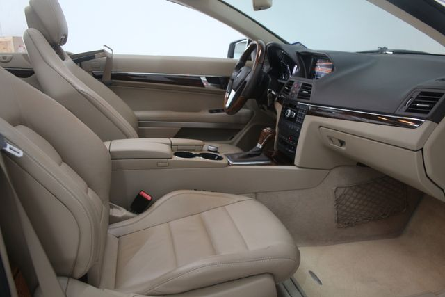 2012 Mercedes-Benz E 350 CONVERTIBLE Houston, Texas 20