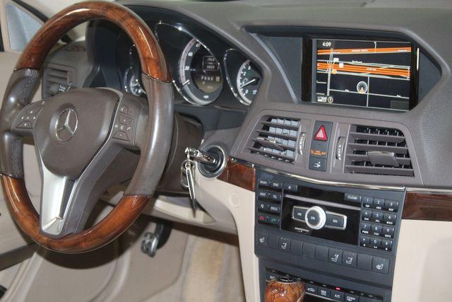 2012 Mercedes-Benz E 350 CONVERTIBLE Houston, Texas 21