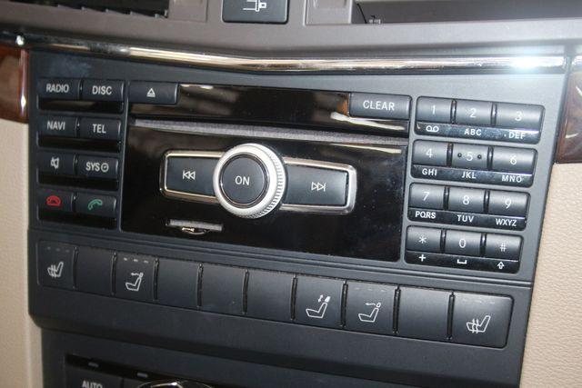 2012 Mercedes-Benz E 350 CONVERTIBLE Houston, Texas 23