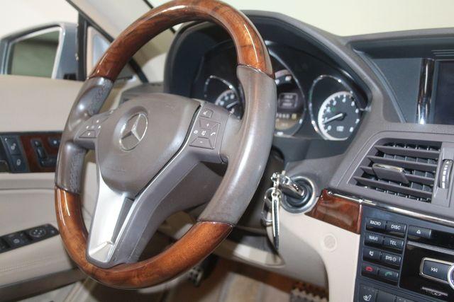 2012 Mercedes-Benz E 350 CONVERTIBLE Houston, Texas 25