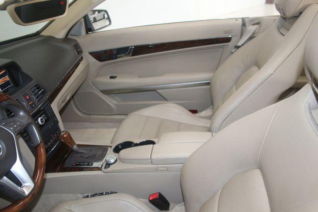 2012 Mercedes-Benz E 350 CONVERTIBLE Houston, Texas 27