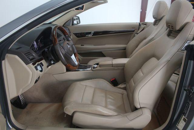 2012 Mercedes-Benz E 350 CONVERTIBLE Houston, Texas 28