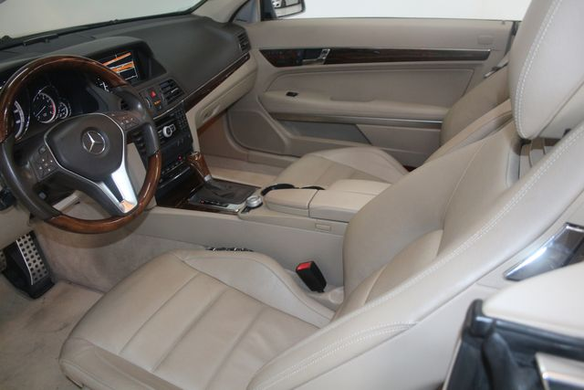 2012 Mercedes-Benz E 350 CONVERTIBLE Houston, Texas 30