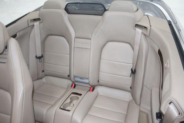 2012 Mercedes-Benz E 350 CONVERTIBLE Houston, Texas 32