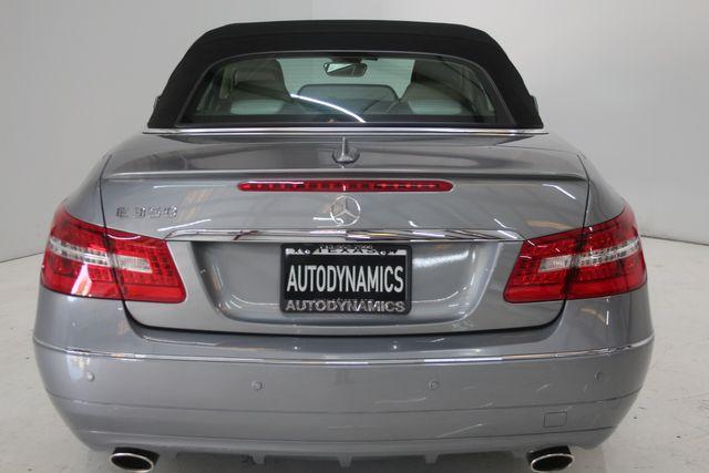 2012 Mercedes-Benz E 350 CONVERTIBLE Houston, Texas 37