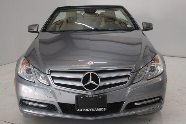 2012 Mercedes-Benz E 350 CONVERTIBLE Houston, Texas 4