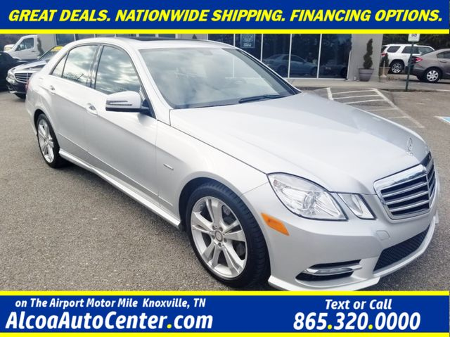 2012 Mercedes-Benz E 350 Luxury w/Navigation /Leather/ Sunroof