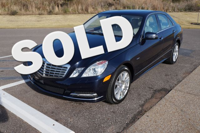 2012 Mercedes-Benz E 350 Luxury BlueTEC Memphis, Tennessee