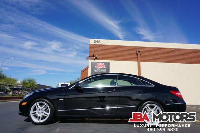 2012 Mercedes-Benz E350 Coupe E Class 350 Launch Package AMG Sport Package in Mesa, AZ 85202