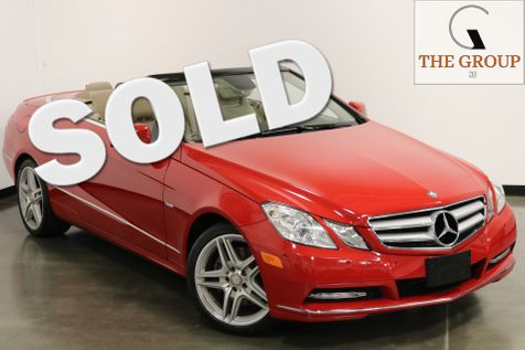 2012 Mercedes-Benz E 350 Cabriolet  in Mansfield