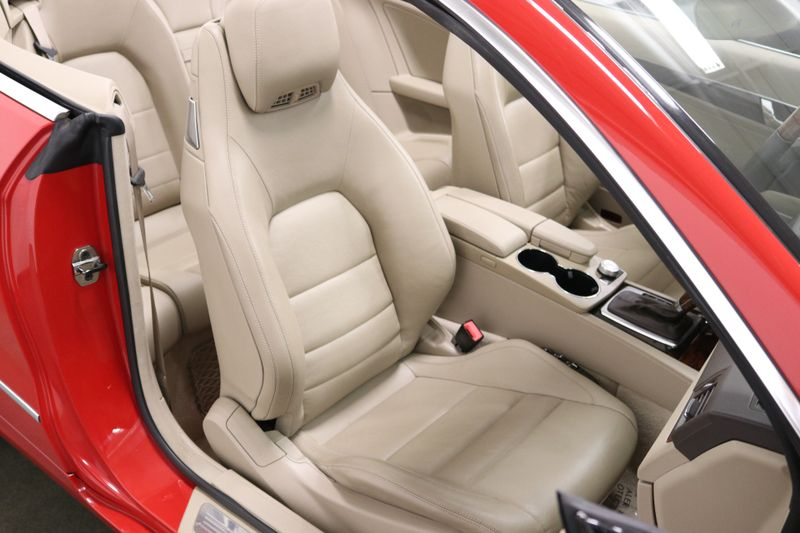 2012 Mercedes-Benz E 350 Cabriolet   city NC  The Group NC  in Mansfield, NC
