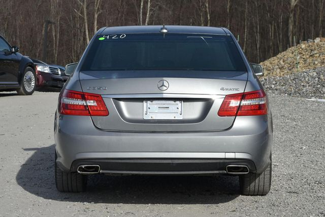 2012 Mercedes-Benz E 350 4Matic Naugatuck, Connecticut 3