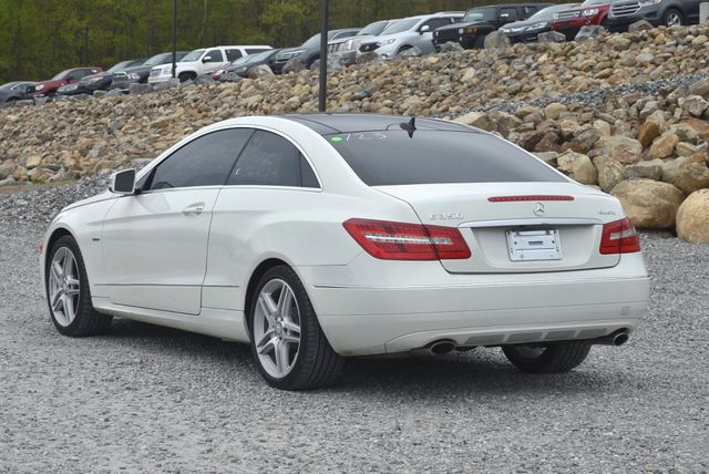 2012 Mercedes-Benz E 350 4Matic Naugatuck, Connecticut 2