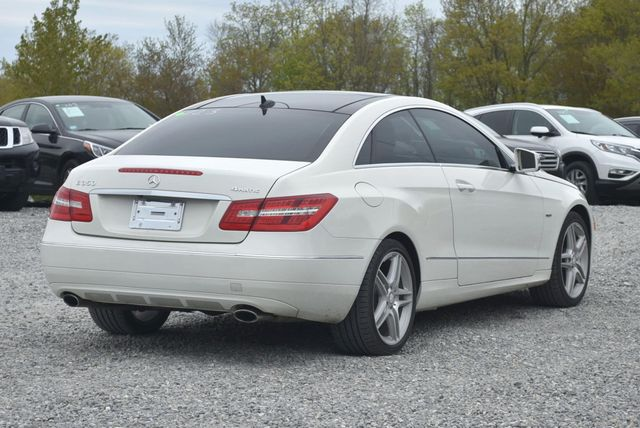 2012 Mercedes-Benz E 350 4Matic Naugatuck, Connecticut 4