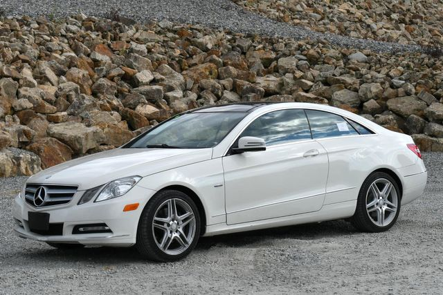 2012 Mercedes-Benz E 350 4Matic Naugatuck, Connecticut