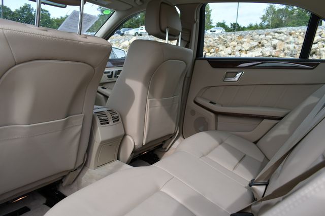 2012 Mercedes-Benz E 350 4Matic Naugatuck, Connecticut 13