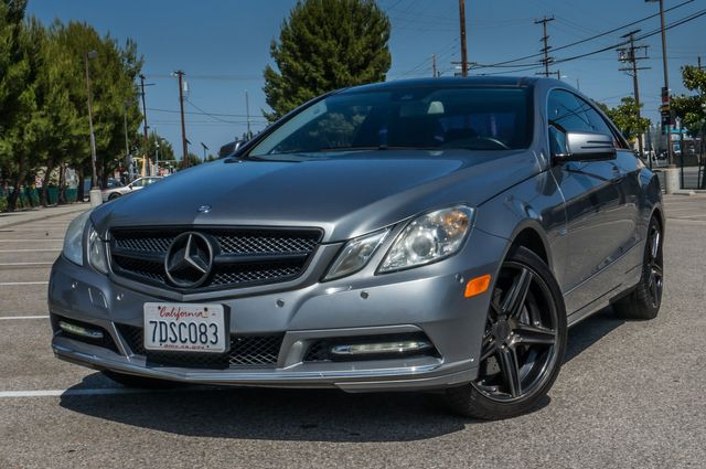 2012 Mercedes-Benz E 350 in Reseda, CA, CA 91335