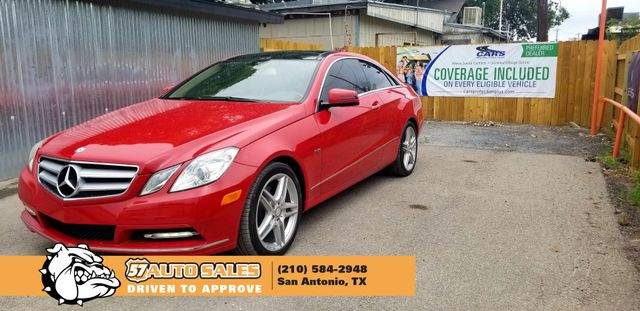 2012 Mercedes-Benz E 350 in San Antonio, TX 78229