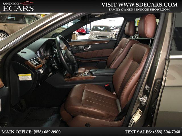 2012 Mercedes-Benz E 350 Luxury BlueTEC in San Diego, CA 92126