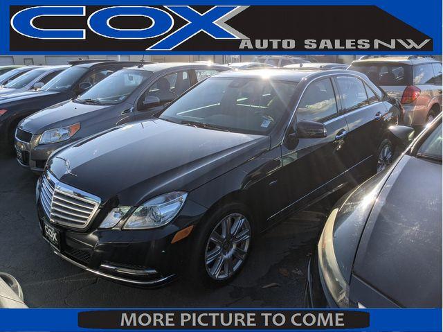2012 Mercedes-Benz E 350 Luxury in Tacoma, WA 98409