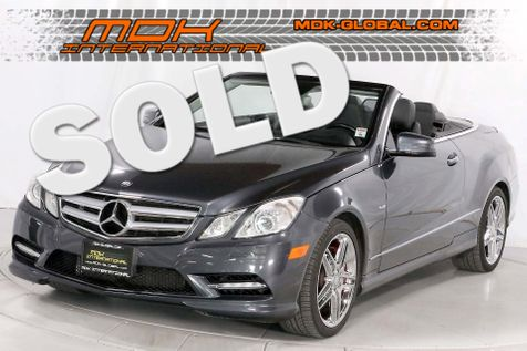 2012 Mercedes-Benz E 550 - Keyless GO - Sport pkg - Cooled seats in Los Angeles