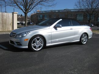2012 Sold Mercedes-Benz E 550 Convertible Conshohocken, Pennsylvania 1