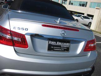 2012 Sold Mercedes-Benz E 550 Convertible Conshohocken, Pennsylvania 38