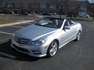 2012 Sold Mercedes-Benz E 550 Convertible Conshohocken, Pennsylvania 19