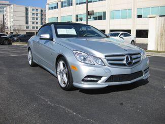 2012 Sold Mercedes-Benz E 550 Convertible Conshohocken, Pennsylvania 23