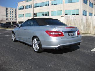 2012 Sold Mercedes-Benz E 550 Convertible Conshohocken, Pennsylvania 4